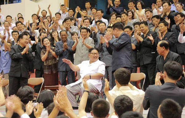 制裁朝鲜与中朝篮球友谊赛并不矛盾 - 林海东 - 林海东的博客