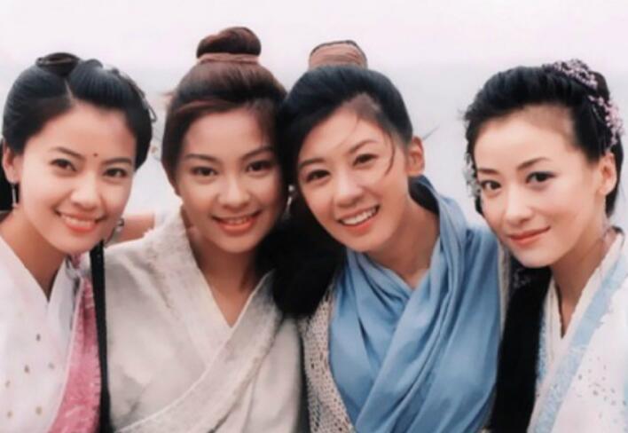 娱乐圈也有铁打的高颜值姐妹淘 - 嘉人marieclaire - 嘉人中文网 官方博客