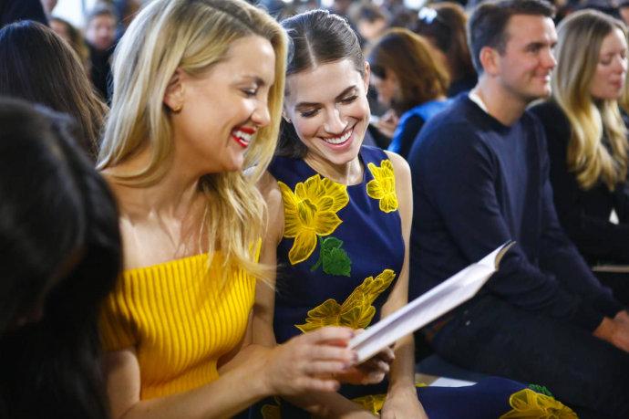 时装周|纽约时装周秀场轻奢对决 - toni雌和尚 - toni 雌和尚的时尚经