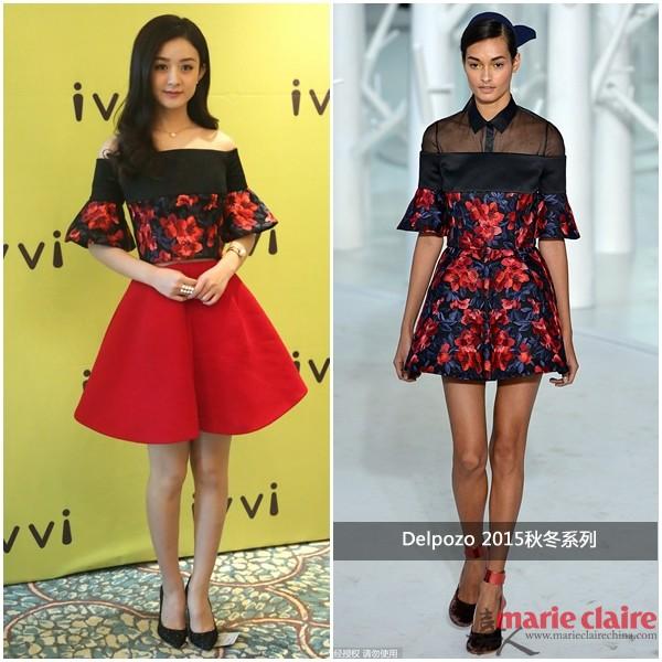 你们只关心赵丽颖新恋情 却不知道她这么会穿 - 嘉人marieclaire - 嘉人中文网 官方博客