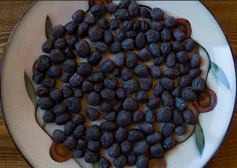 黑枣:富含抗氧化物质的水果干 - 范志红 - 原创营养信息