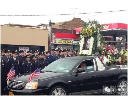"""国葬""""为一个平凡的华人警员 - jianchun605 - 神马骑士"""