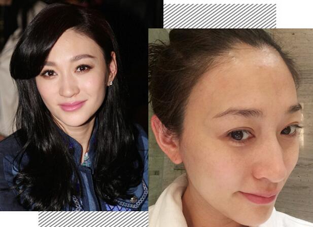 有种无法超越的素颜 叫别人家的39岁! - 嘉人marieclaire - 嘉人中文网 官方博客