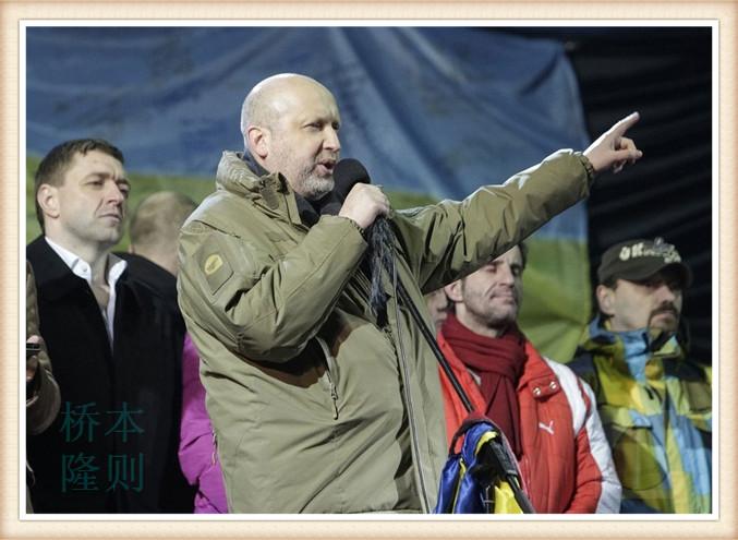 乌克兰的分裂与军事干涉的可能性 - 偶尔一笔 - 璨鸟--偶尔一笔