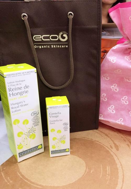 HK 体验法国EcoG有机护肤 - 猫大妞 - 猫大妞