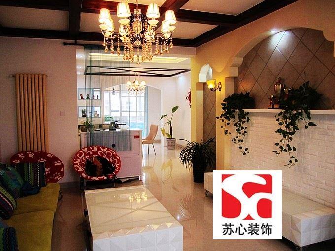 装饰   上海苏心装饰有限公司是专门从事室内外装修设计、施