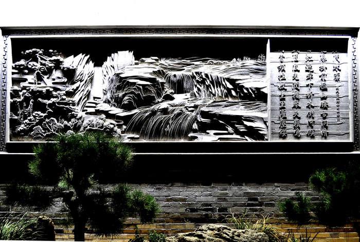 【原创影文】青州古十景 - 古藤新枝 - 古藤的博客