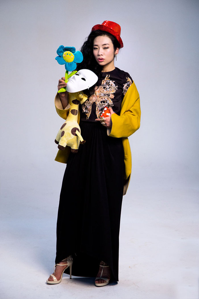 【雌和尚时尚手记】那次帮DIOR拍片的花絮 - toni雌和尚 - toni 雌和尚的时尚经