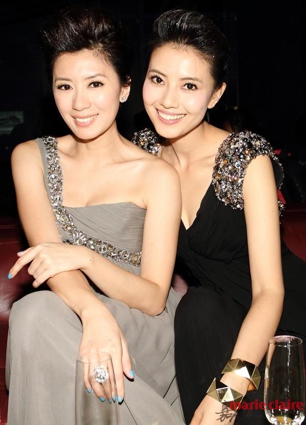 和你一起美到老,盘点娱乐圈花样闺蜜 - 嘉人marieclaire - 嘉人中文网 官方博客