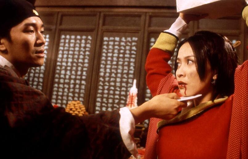 《美人鱼》里没有美人只有鱼?周星驰导演作品里的美人们 - 嘉人marieclaire - 嘉人中文网 官方博客
