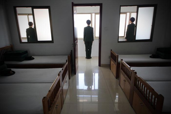 通信站里的女兵 - 国防绿 - ★☆★国防绿JL★☆★