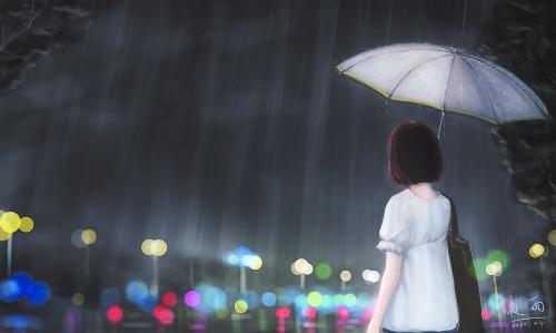 【原创】夜雨 - lurenlaobao2009 - lurenlaobao2009的博客