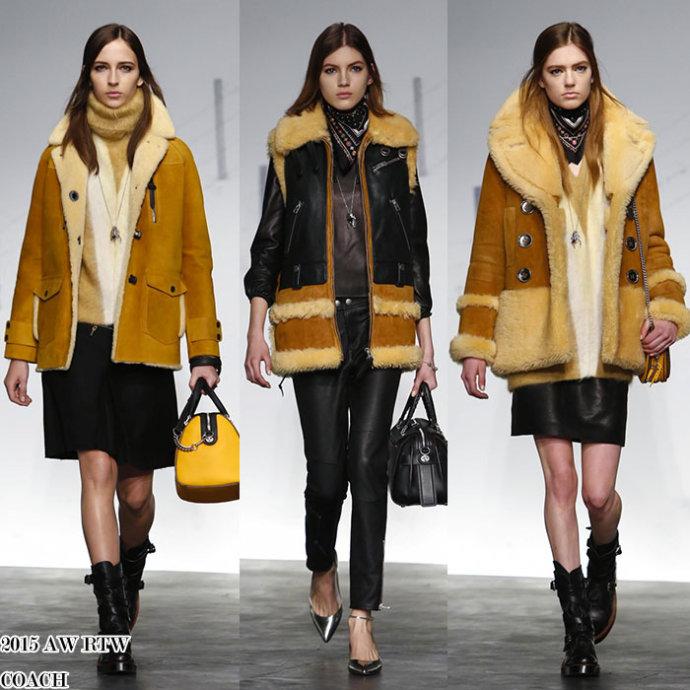 时装周|Coach的衣橱神话 - toni雌和尚 - toni 雌和尚的时尚经
