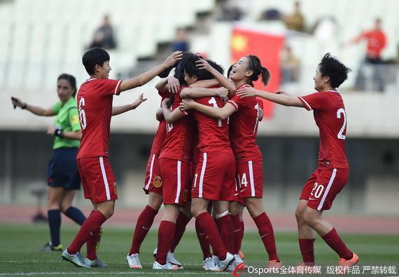 女足进奥运打脸男足 - 古藤新枝 - 古藤的博客