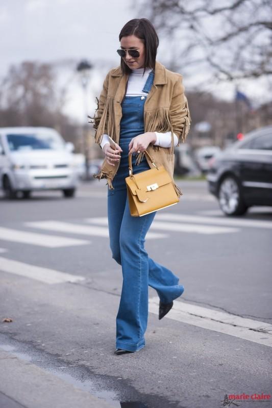 作为单品赢家的牛仔裤 它可以春夏秋冬四季穿 - 嘉人marieclaire - 嘉人中文网 官方博客