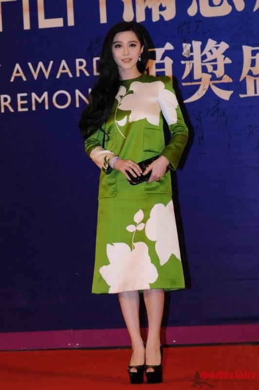 """百搭不厌 """"武媚娘""""范冰冰最爱的高跟鞋 - 嘉人marieclaire - 嘉人中文网 官方博客"""