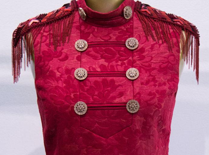 【雌和尚时尚手记】Versace 2014秋冬新品预览-震撼的华美 - toni雌和尚 - toni 雌和尚的时尚经