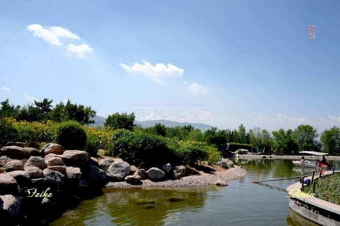 青甘记行23: 南山公园(一) - 古藤新枝 - 古藤的博客