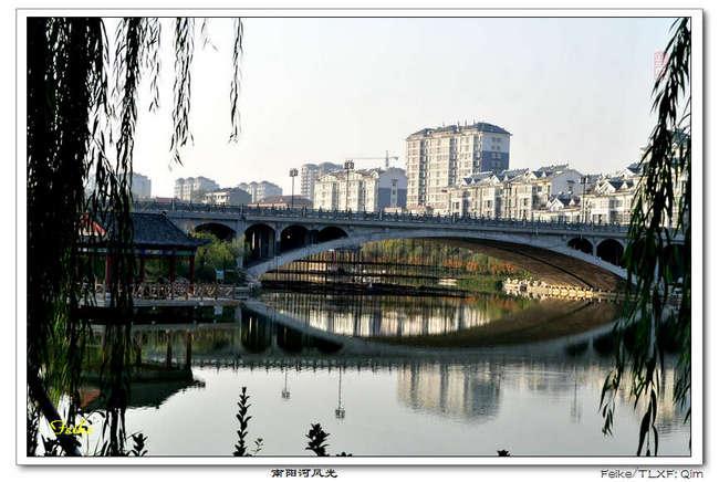 【原创摄影】南阳河观景4 - 古藤新枝 - 古藤的博客