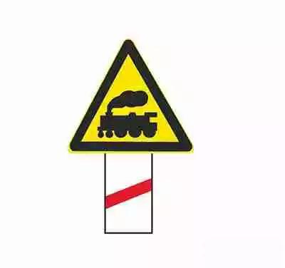 无人看守铁道路口