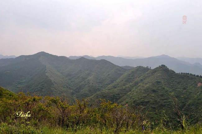 【原创影记】山水秀丽北崔崖4 - 古藤新枝 - 古藤的博客