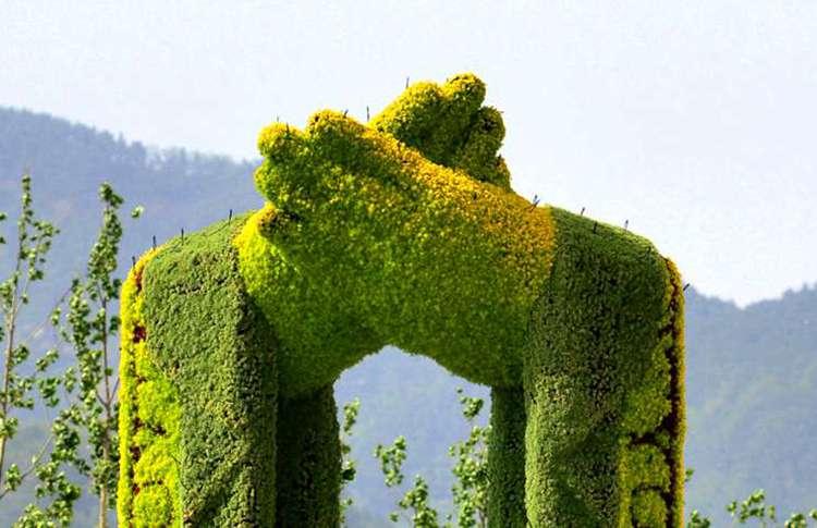 【原创摄影】走进青岛世园会——经典小品 - 古藤新枝 - 古藤的博客