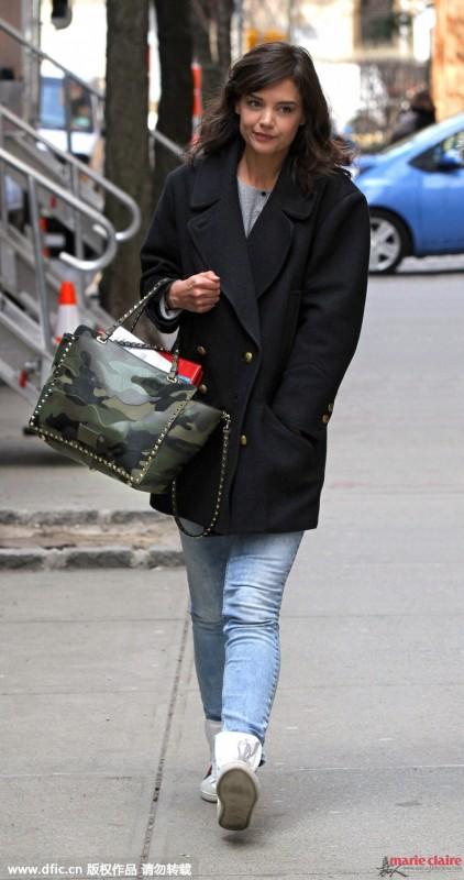 有一种风格叫铆钉 女星手中经典的It Bag - 嘉人marieclaire - 嘉人中文网 官方博客
