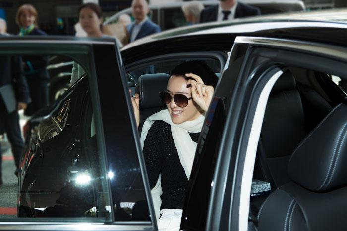 """【雌和尚时尚手记】女神巩俐惊艳""""归来""""戛纳 - toni雌和尚 - toni 雌和尚的时尚经"""