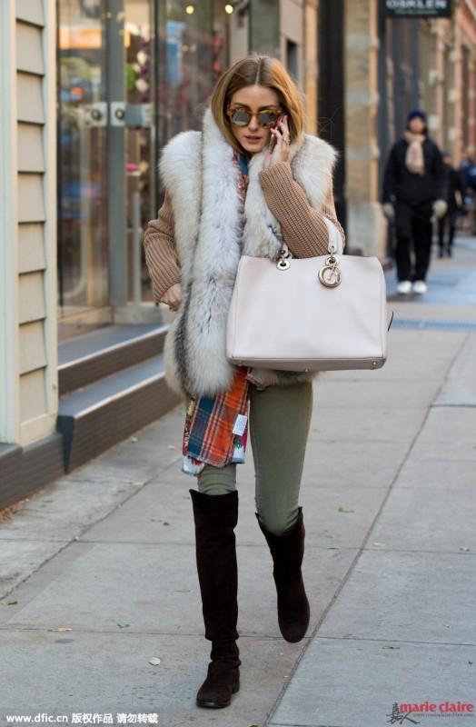 极具奢华感的皮草马甲 是你成为时尚icon的必败首选 - 嘉人marieclaire - 嘉人中文网 官方博客