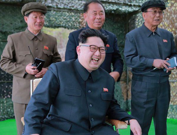 朝鲜试射潜射导弹是新的挑衅吗? - 林海东 - 林海东的博客