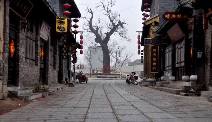 【原创作品】青州古城  今非昔比 - 古藤新枝 - 古藤的博客