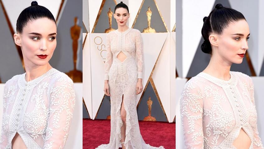 奥斯卡红毯时尚点评 众女星上演童话公主梦 - 嘉人marieclaire - 嘉人中文网 官方博客