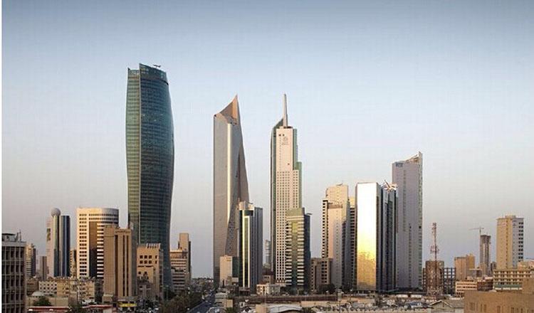 顶级写字楼灯光照明设计--科威特摩天大厦
