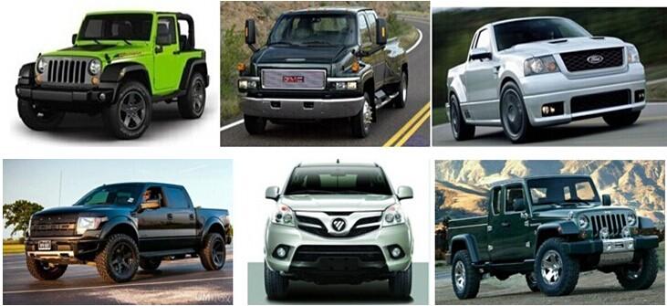 国际国内匹卡车流行趋势浅析 - 杨再舜 - 杨再舜汽车博客