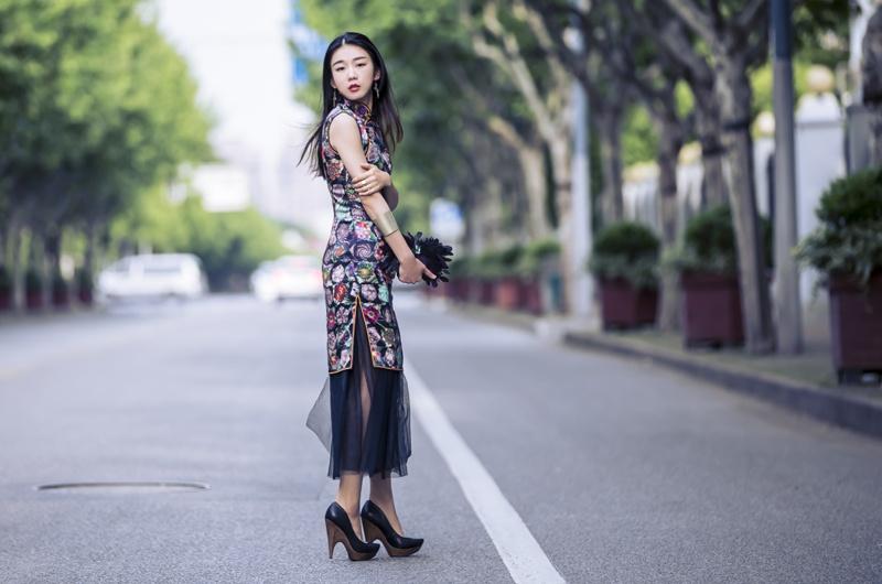 [Ava搭配周记]不传统又不现代的旗袍 - AvaFoo - Avas Fashion Blog