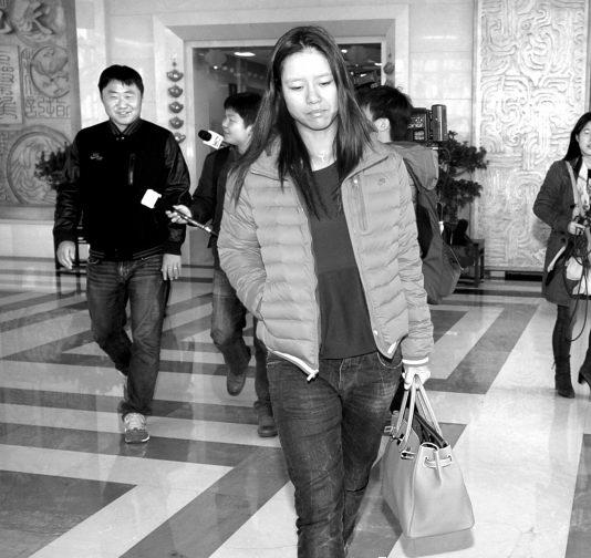 李娜又成话题女王: 80万元奖励和黑脸照片引发争议 - 古藤新枝 - 古藤的博客