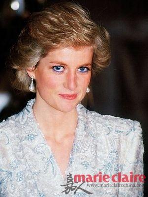 5、戴安娜王妃-她们是政坛女强人,更是时尚Icon