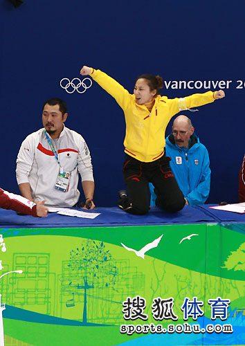 冬奥会中国美女教练与韩国猛男教练场外斗法碉堡了(组图)! - 遇果林 - 遇果林-原生态博客