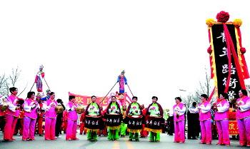 年俗文化——周村芯子 - 古藤新枝 - 古藤的博客
