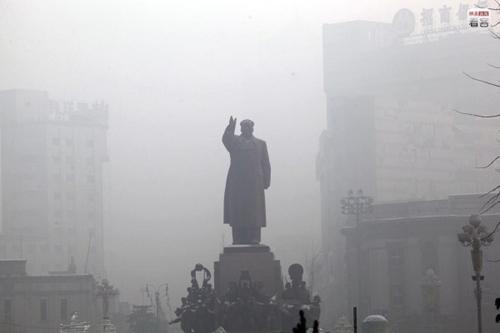中国雾霾飘到美国? - 追真求恒 - 我的博客