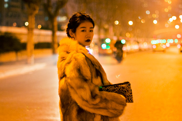 【Ava搭配周记】冬日旗袍LOOK - AvaFoo - Avas Fashion Blog