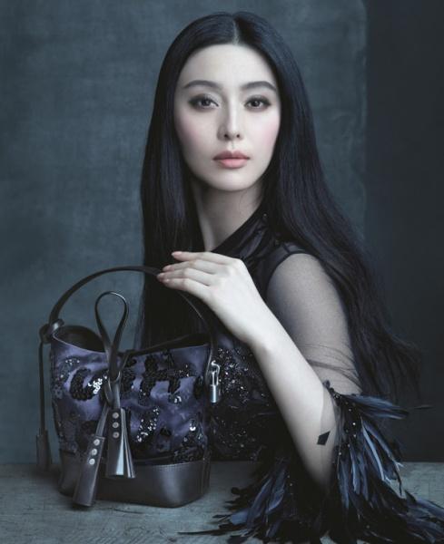 LV2014春夏广告马克雅可布时代的华丽尾声 - VOGUE时尚网 - VOGUE时尚网