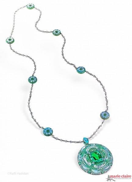 珠宝中的王者:经典优雅祖母绿 - 嘉人marieclaire - 嘉人中文网 官方博客