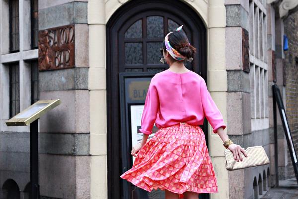 【Ava搭配日记】雨后伦敦 - AvaFoo - Avas Fashion Blog
