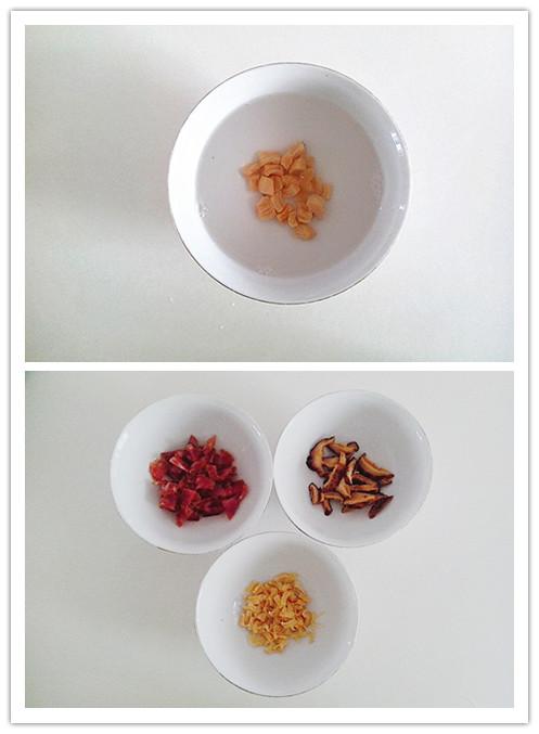 干贝花菇糯米饭 - 慢生活美食客 - 慢生活美食客