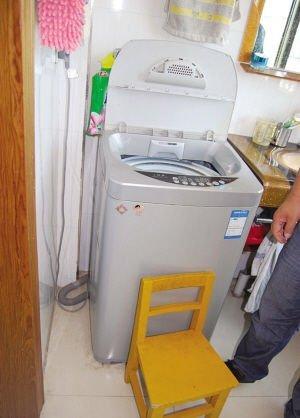 挑战人类常识的洗衣机 - 林海东 - 林海东的博客