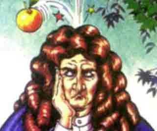 科学家的故事——牛顿 - 英特一(1)快乐天地 - 英特二(1)班的快乐小天地