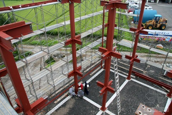 邯郸诚信板房关于日本钢结构独立住宅建造案例(片段1)