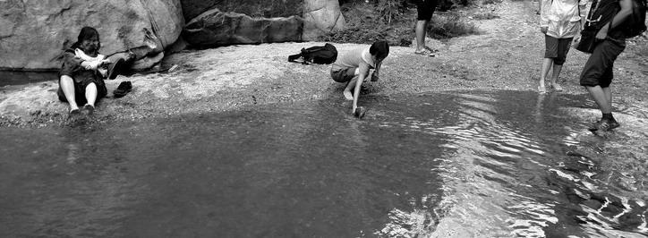 2016-8-27 乐水行之16季-37 走,练踏水无痕去 - stew tiger - 乐水行的风斗