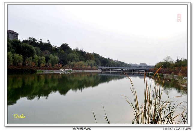 【原创摄影】南阳河观景5 - 古藤新枝 - 古藤的博客